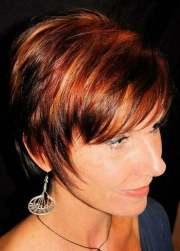 color ideas short hair