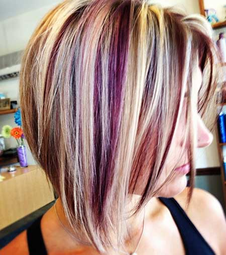 Hair Color For Short Hair 2014 Short Hairstyles 2016 2017