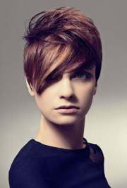 short hairstyles color 2013 - 2014