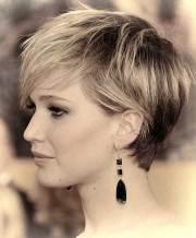 short blonde hairstyles 2014