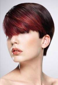 35 Short Hair Color Ideas | Short Hairstyles 2018 - 2019 ...