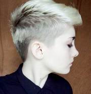 short haircuts girls 2014