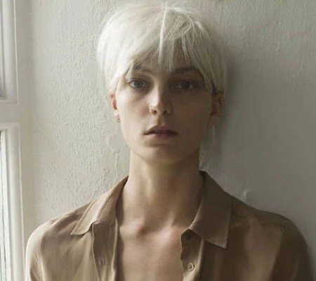 girl with short blonde hair short hairstyles 2016 2017 most popular short hairstyles for 2017