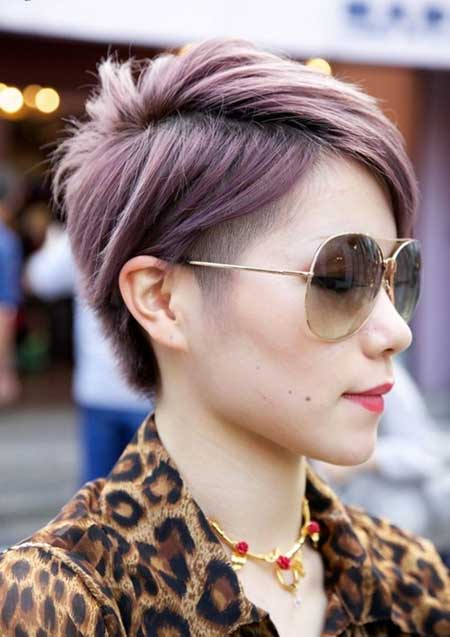 20 Short Hair Color Trends 2014 Short Hairstyles 2016 2017