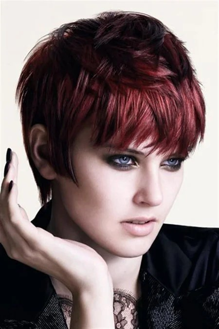 Short Hair Cuts And Color 2013 2014 Short Hairstyles 2016