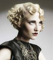 super short curly hairstyles