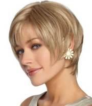 womens short hairstyles thin