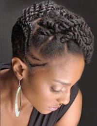 Braids for Black Women with Short Hair