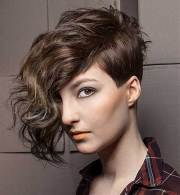 short cuts curly hair