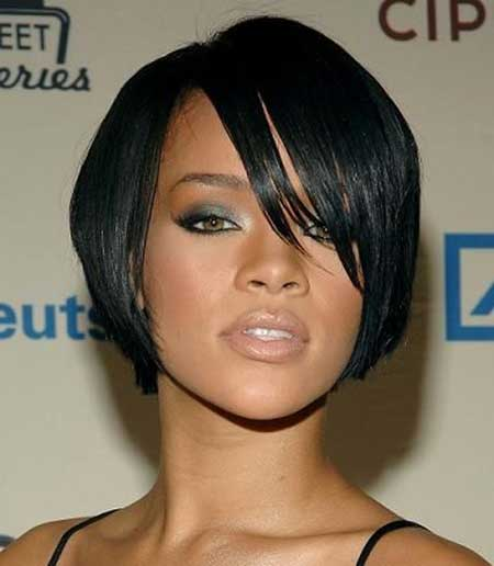 20 Short Bob Hairstyles For Black Women Short Hairstyles 2016