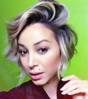 short hairstyles wavy fine