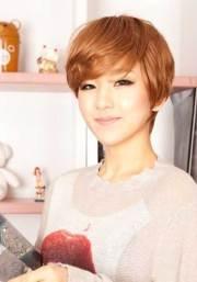 cute short hairstyles girls