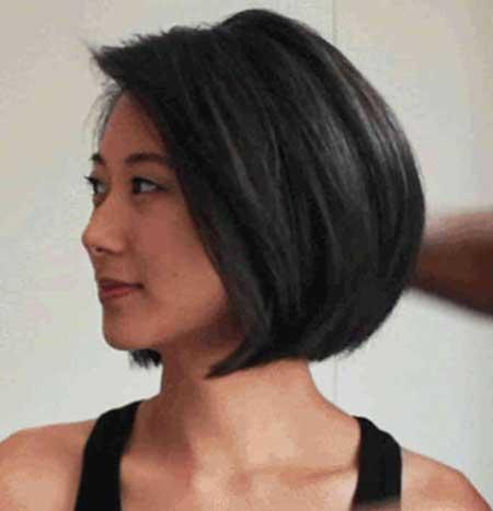 short haircuts for asian girls