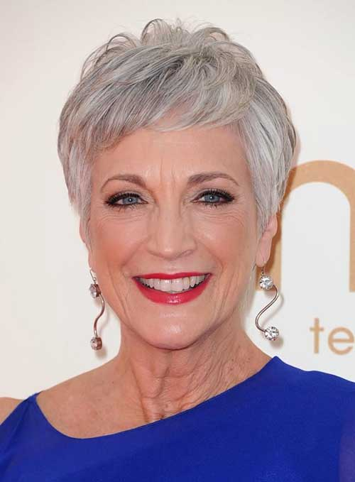 Short Hairstyles For Older Women 2014 2015 Short Hairstyles