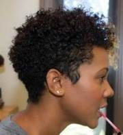 nice short haircuts black