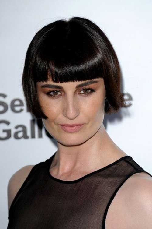 Short Haircuts On Celebrities Short Hairstyles 2017