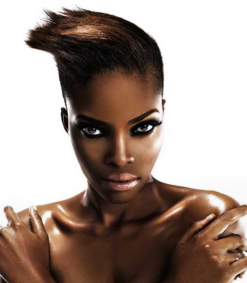20 Nice Short Haircuts For Black Women Short Hairstyles