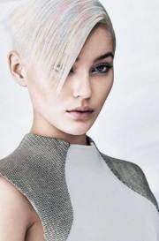 futuristic hairstyles hair