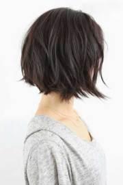 short choppy hairstyles 2014