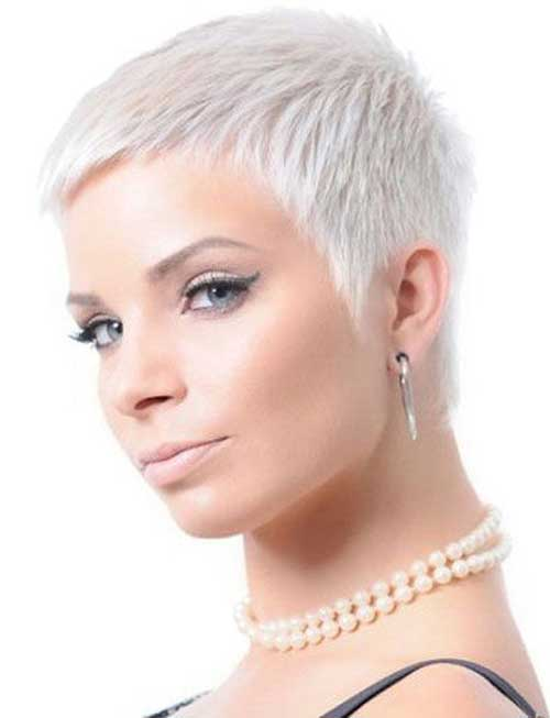 10 Very Short Pixie Haircuts Short Hairstyles 2016 2017 Most