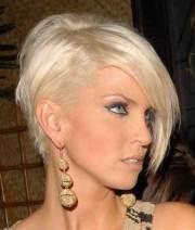 asymmetrical short haircuts