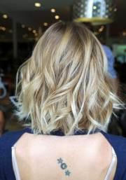 beachy waves short hair