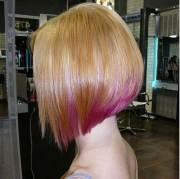 short inverted bob hairstyles