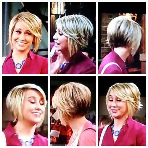 Hairstyles Diagonal Layered Forward Long