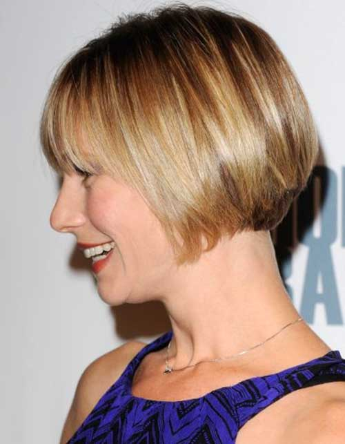 Bob Cuts For Fine Hair Short Hairstyles 2016 2017 Most