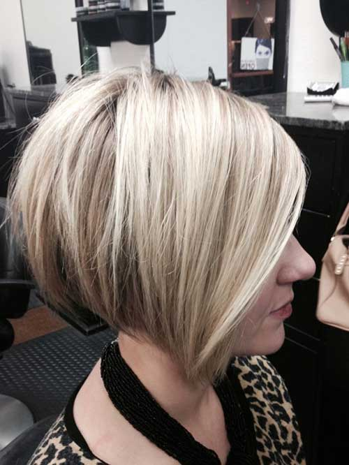 35 Short Stacked Bob Hairstyles Short Hairstyles 2017