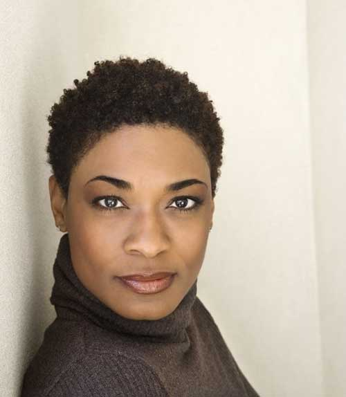 Image Result For Black Short Natural Curly Hairstyles