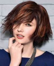 short trendy hairstyles 2014