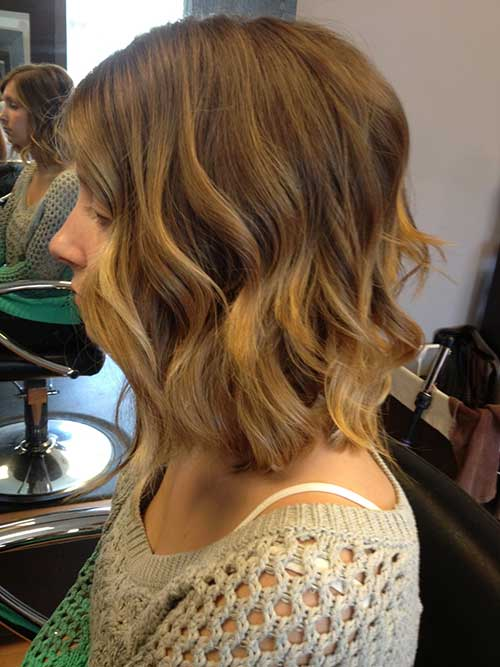 20 Short Hairstyles With Ombre Color Short Hairstyles