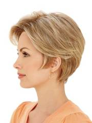 short straight hairstyles fine