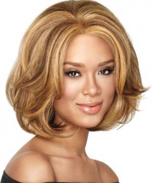 Bob Styles For Round Faces Short Hairstyles 2017 2018