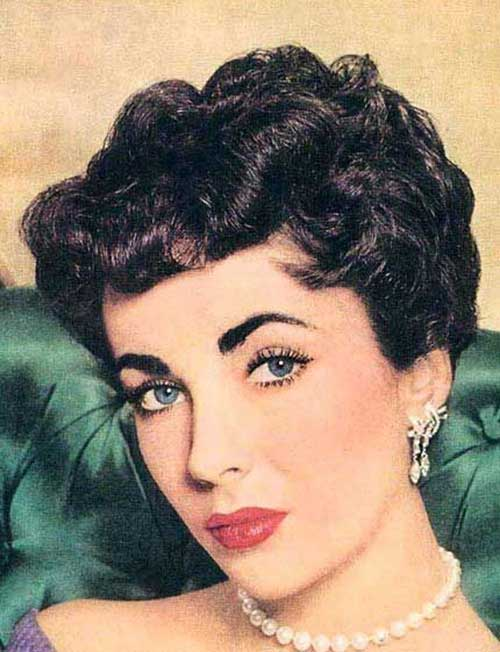 50s Hairstyles For Short Hair Short Hairstyles 2016 2017