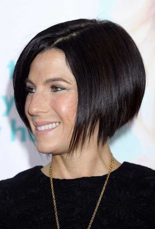 20 Brunette Bob Hairstyles 2014 Short Bob Haircuts