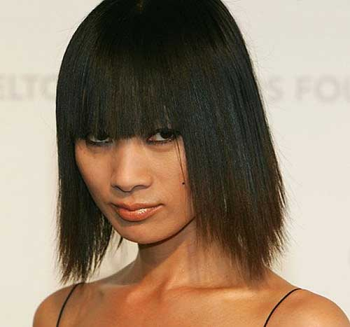 Chinese Bob Hairstyles 2014 2015 Short Hairstyles 2016 2017