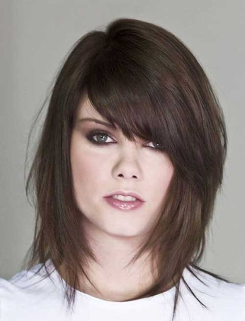 Short Haircuts For Chubby Faces Short Hairstyles 2016 2017