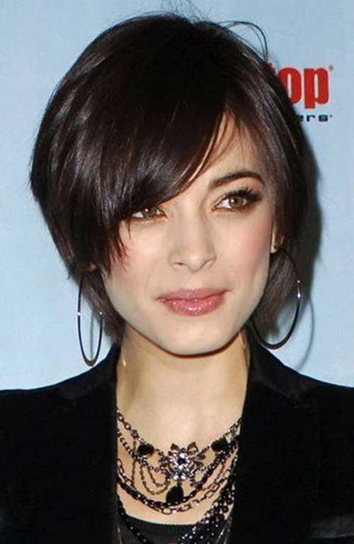 15 Cute Short Hairstyles For Thin Hair Short Hairstyles 2016