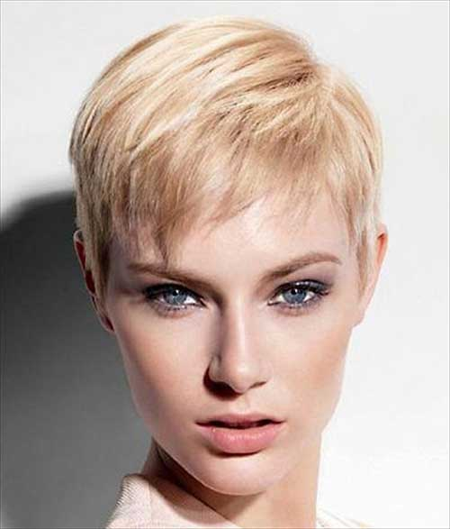 15 Cute Short Hairstyles For Thin Hair Short Hairstyles 2016