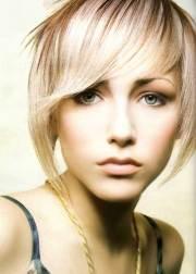 cute short hairstyles thin