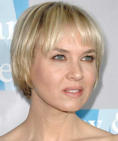 Short Hairstyles For Thin Straight Hair Short Hairstyles 2016