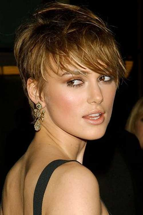 15 Keira Knightley Pixie Haircuts Crazyforus