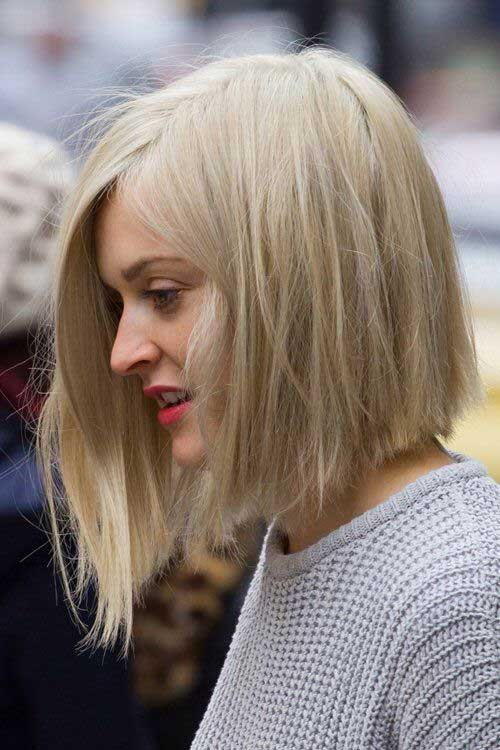 25 Short Medium Length Haircuts Short Hairstyles 2016 2017