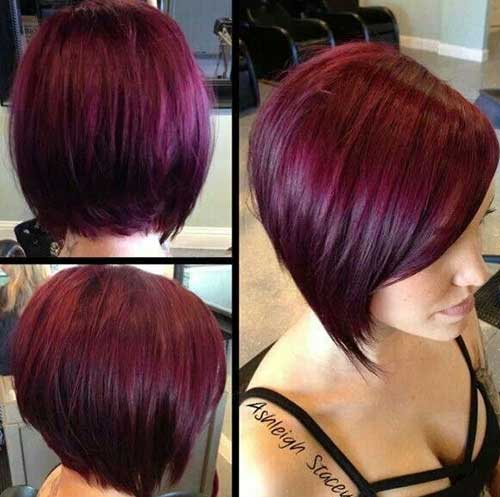 15 Red Bob Haircuts Short Hairstyles 2016 2017 Most Popular
