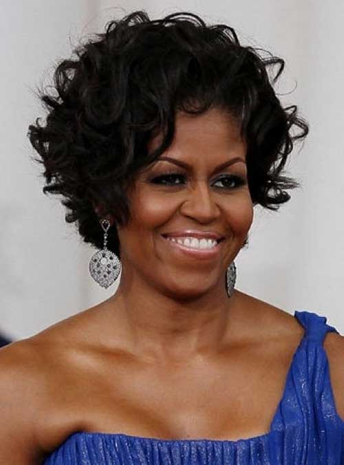 Short Haircuts For Black Women Over 40  Short Hairstyles