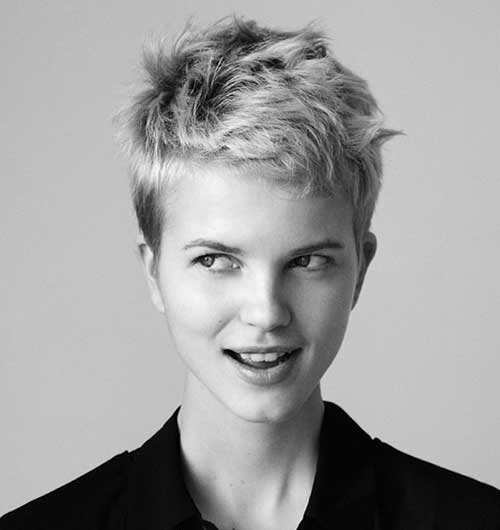 20 Short Cropped Haircuts Short Hairstyles 2016 2017 Most