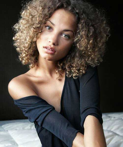 20 Naturally Curly Short Hairstyles  Short Hairstyles 2017  2018  Most Popular Short