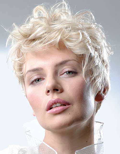 15 Curly Perms For Short Hair Short Hairstyles 2016 2017